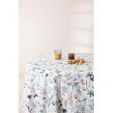 Cotton Tablecloth (150 x 250 cm) Liz , thumbnail image 2