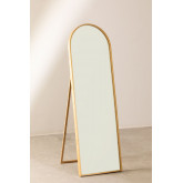 Standing Mirror in Pine Wood (137x45.5 cm) Naty, thumbnail image 2