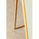Standing Mirror in Pine Wood (137x45.5 cm) Naty, thumbnail image 4