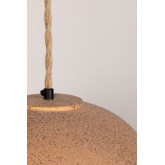 Ceiling Lamp in Porcelain Ouval, thumbnail image 6