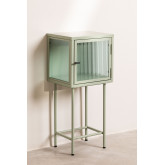 Vertal Metal and Glass Receiving Cabinet, thumbnail image 2