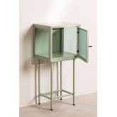 Vertal Metal and Glass Receiving Cabinet, thumbnail image 3