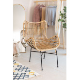 Chair in Rattan Domba, thumbnail image 1
