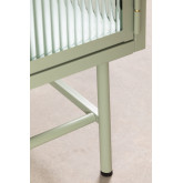 Metal and Glass TV Cabinet Vertal, thumbnail image 6