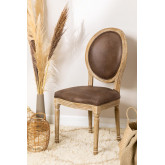 Sunna Leatherette Dining Chair, thumbnail image 1
