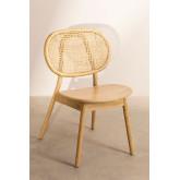 Elm Wood Chair Afri, thumbnail image 2