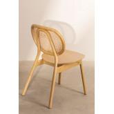 Elm Wood Chair Afri, thumbnail image 4