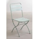 Janti Folding Garden Chair, thumbnail image 2