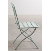 Janti Folding Garden Chair, thumbnail image 3