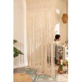 Macramé curtain (215x140 cm) Cendala, thumbnail image 2