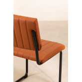 Orwell Leatherette Dining Chair, thumbnail image 4
