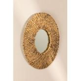 Round Wall Mirror (Ø61 cm) Emile, thumbnail image 2