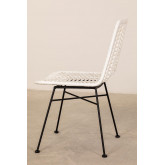 Synthetic Rattan Dining Chair Gouda Colors, thumbnail image 4