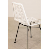 Synthetic Rattan Dining Chair Gouda Colors, thumbnail image 5