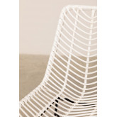 Synthetic Rattan Dining Chair Gouda Colors, thumbnail image 6