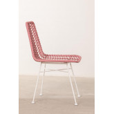 Synthetic Rattan Dining Chair Gouda Colors, thumbnail image 3