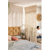 Macramé curtain (215x140 cm) Cendala, thumbnail image 1
