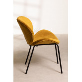 Dining Chair in Velvet Fior, thumbnail image 4