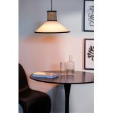 Ceiling Lamp in Rattan Ayram, thumbnail image 2