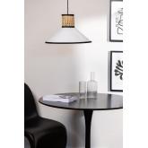 Ceiling Lamp in Rattan Ayram, thumbnail image 1