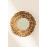 Round Rope Wall Mirror (Ø40 cm) Remie, thumbnail image 2