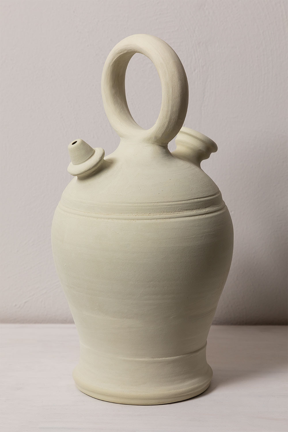 Clay Jug 6 L. Cantiroh, gallery image 1