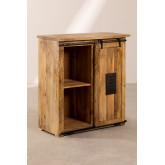 Wooden Wine Rack Cabinet Uain , thumbnail image 3