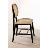 Wooden Dining Chair Leila Elm , thumbnail image 3