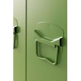 6-Door  Metal  Locker Drawer Pohpli , thumbnail image 3