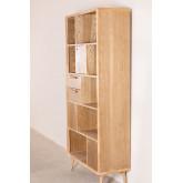 MDF Bookcase Berkem , thumbnail image 3