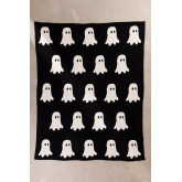 Fantom Cotton Plaid Blanket, thumbnail image 2