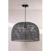 Mylo Twisted Paper Ceiling Lamp, thumbnail image 1