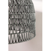 Mylo Twisted Paper Ceiling Lamp, thumbnail image 3