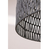 Mylo Twisted Paper Ceiling Lamp, thumbnail image 4