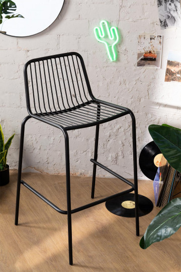 Rohc Steel High Stool