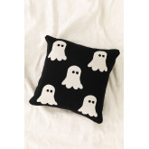 Square Cotton Cushion (45x45 cm) Fantom, thumbnail image 1