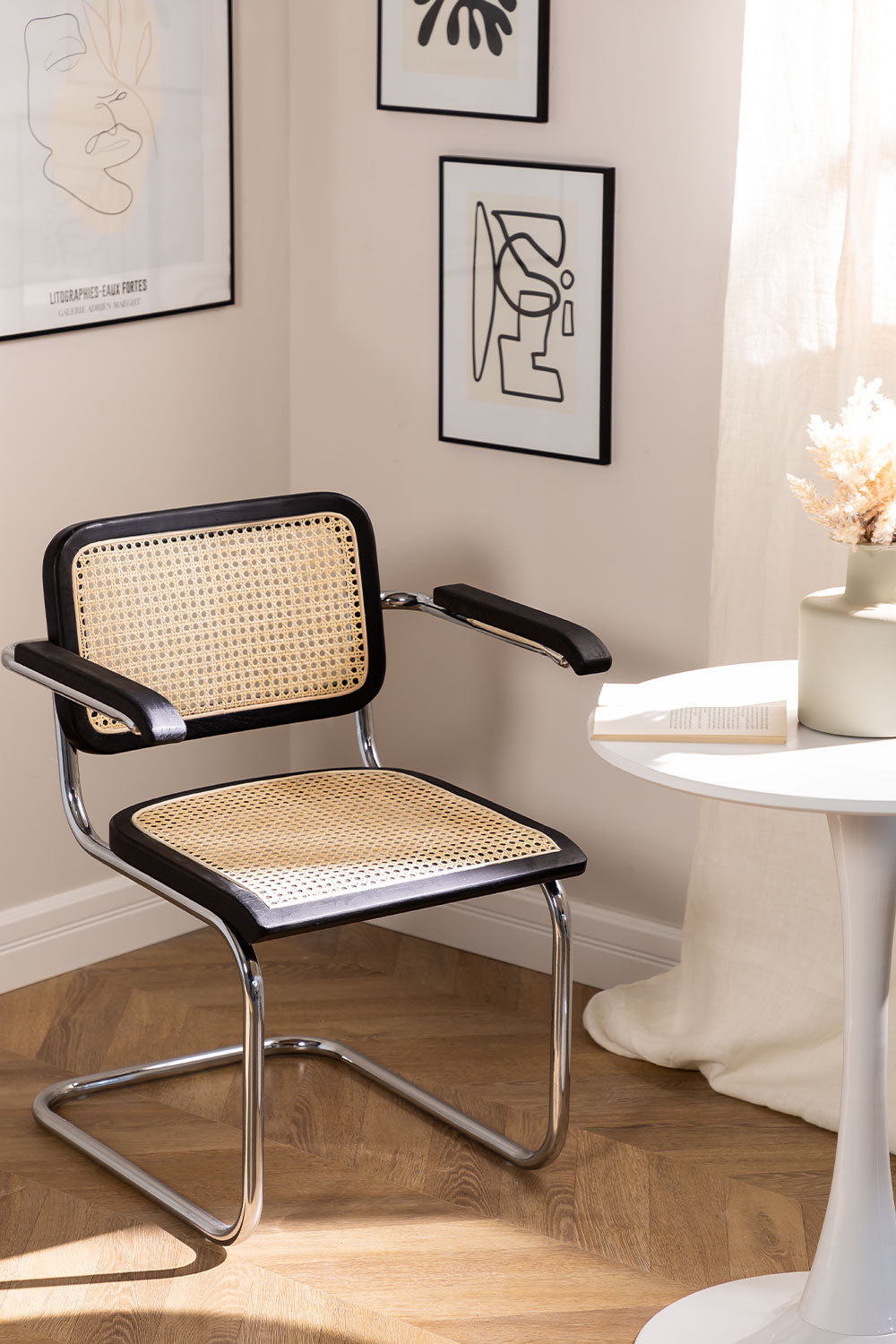 Dining Chair with Armrests Tento , gallery image 1