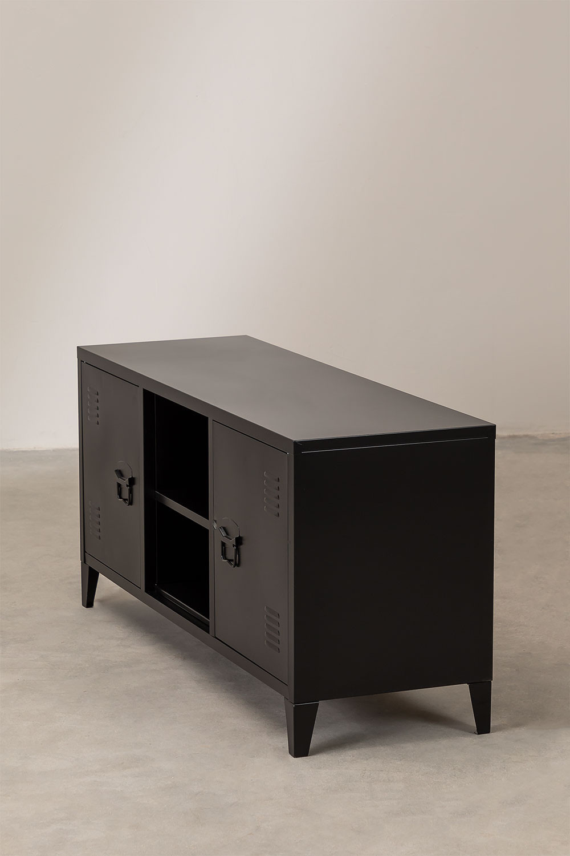 TV Cabinet with Metal Shelf Pohpli, gallery image 1