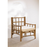 Armchair in Bamboo Nui , thumbnail image 2