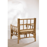 Armchair in Bamboo Nui , thumbnail image 4