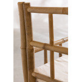 Armchair in Bamboo Nui , thumbnail image 6