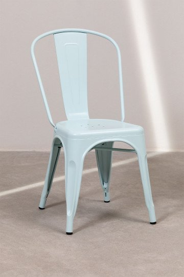 Pack of 4 Lix Matte Chairs [EXTERIOR]