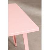 Table 80x80 Exterior Mate  LIX , thumbnail image 4