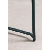 Square Outdoor Steel Side Table  Janti, thumbnail image 4