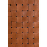Wood & Leather Headboard for 150 cm Bed Zaid , thumbnail image 6
