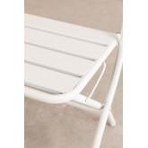 Outdoor Foldable Bench Janti, thumbnail image 6