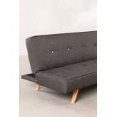 3 Seater Linen & Fabric Sofa Bed  Orbun Colors, thumbnail image 6