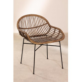 Rattan Dining Chair Nesse, thumbnail image 2