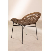 Rattan Dining Chair Nesse, thumbnail image 4