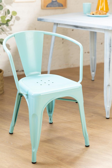 LIX Chair with Armrests